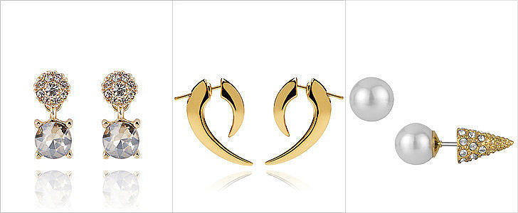 Make a Statement With These Two-in-One Studs