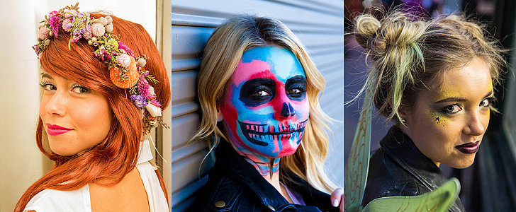 9 Halloween Beauty DIYs That Are So Good It's Scary