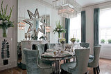 How to Wow Your Guests With a Dramatic Dining Room (10 photos)