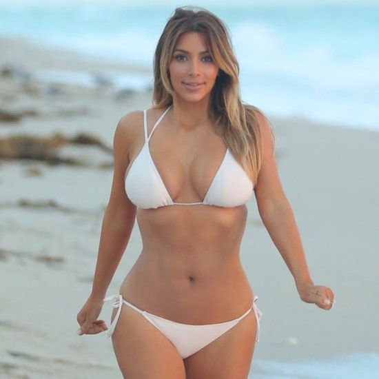 Dangerous Curves Ahead: 34 of Kim Kardashian's Hottest Bikini Photos