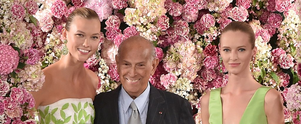 Oscar de la Renta Knew How to Bring Out a Woman's True Beauty