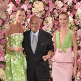 Oscar de la Renta Fashion Week And Runway Hair And Makeup
