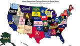 Do You Live in the Most Expensive Dorm in the Country?