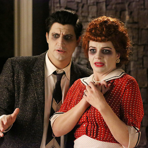 Halloween TV Episode Pictures 2014