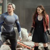 Avengers: Here's the Official First Look at Scarlet Witch & Quicksilver
