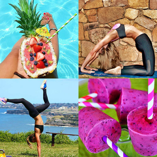 The Best Inspirational Health and Fitness Instagram Pics
