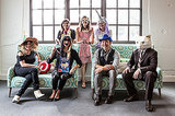 See Pinterest Staffers Model Their Crafty Halloween Costumes