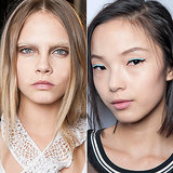 Bleached Eyebrows, Leather Liner & More Daring Trends To Try
