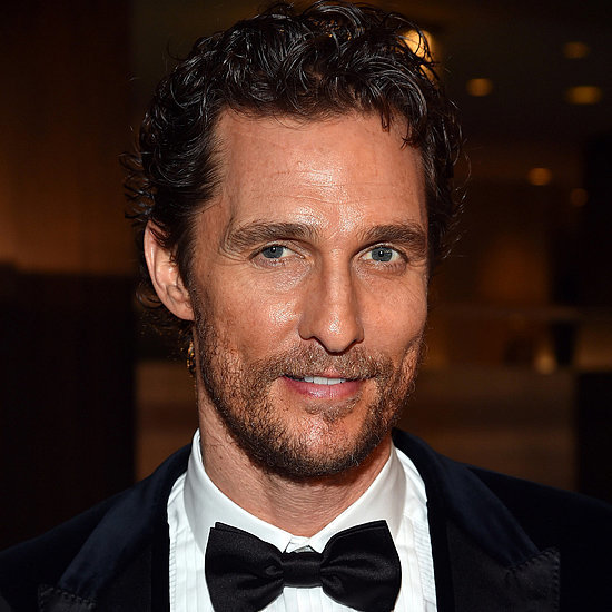 "Matthew McConaughey Says Camila Told Him to ""Sh*t or Get Off the Pot"""