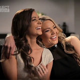 Sam Frost and Lisa Hyde Interview on The Project