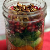 Fall Mason Jar Salad Recipe