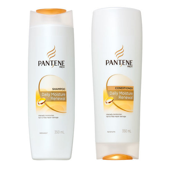 Review of Pantene Pro-V Daily Moisture Renewal Shampoo