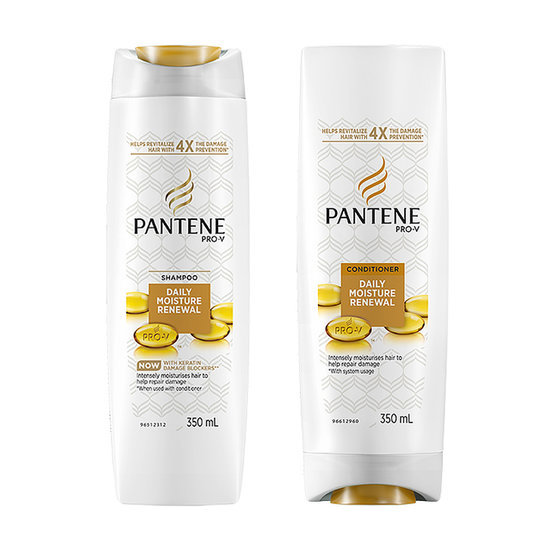 Review of Pantene Pro-V Daily Moisture Renewal Shampoo