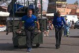 'The Amazing Race' Recap: One Team is Accused of Playing Dirty