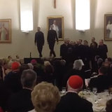 Priest Dance-Off in Rome | Video