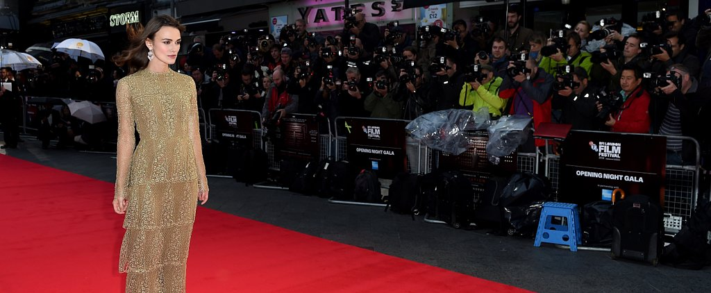 25 Times Keira Knightley Proved She Rules the Red Carpet