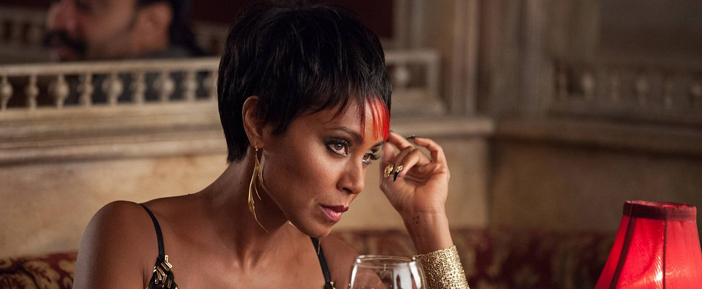 Nail Art Fiends Need to See Jada Pinkett Smith's Digits on Gotham