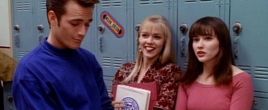 Beverly Hills, 90210 Throwback Fashion to Inspire Your Halloween Costume