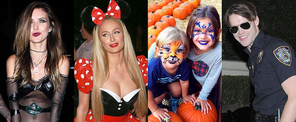 All the 2014 Celebrity Halloween Costumes — So Far!