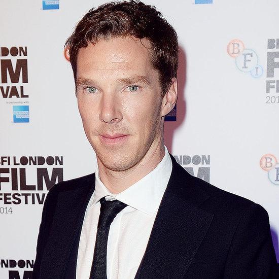 Benedict Cumberbatch Is the New Doctor Strange
