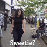 This Video of a Woman Getting Catcalled Hopes to Stop Street Harassment