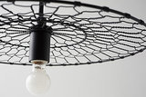 A Modern Take on Tradition: The Basket Lamp from Nendo