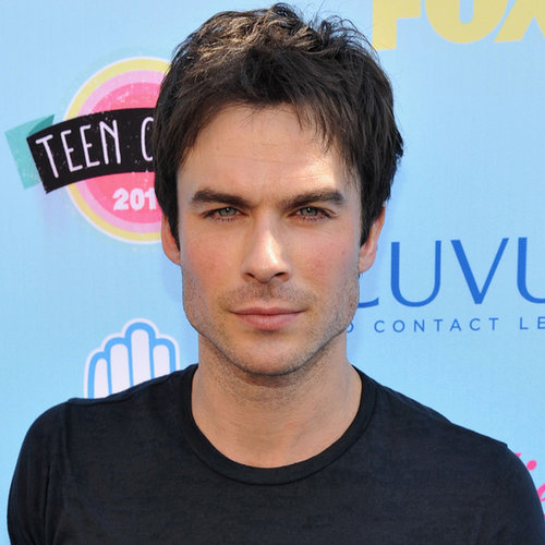 Is It Just Us, or Is Ian Somerhalder Only Getting Hotter?