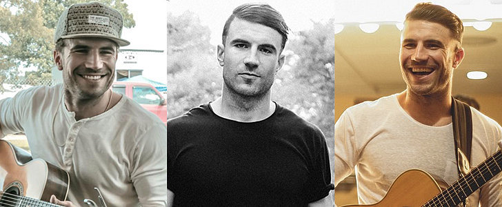 Quarterback-Turned-Country-Star Sam Hunt Couldn't Be More Crush-Worthy