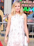 Kristen Bell's GENIUS Trick for Looking Taller Instantly