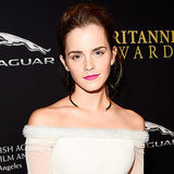 Emma Watson Steals the Spotlight at the BAFTA Awards, Obviou