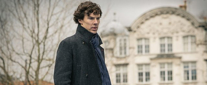 Benedict Cumberbatch's Description of Sherlock Sex Is Totally Hot  — and NSFW