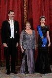 Queen Letizia Breaks Out Her