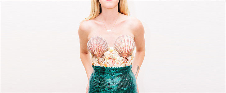 You Can DIY Your Way to Lauren Conrad's Mermaid Costume