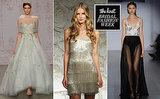 10 Bridal Fashion Week Wedding Dresses That Could Be on the Red Carpet Soon