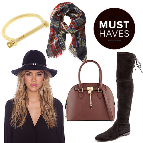 Fall Fashion Shopping Guide | November 2014