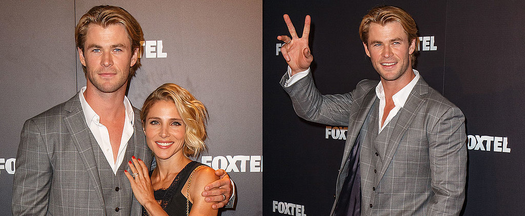 8 Times Chris Hemsworth Made Us Swoon in Sydney This Week
