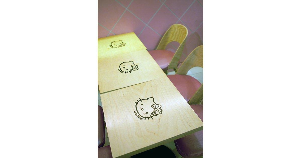 Hello Kitty Cafe Nyc