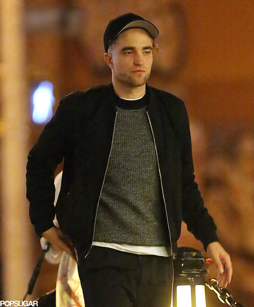 Robert pattinson hq images celebrity