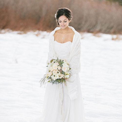 17 Stylish Reasons to Have a Winter Wedding