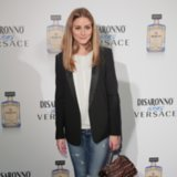 Olivia Palermo Wearing Jeans Celebrity Style