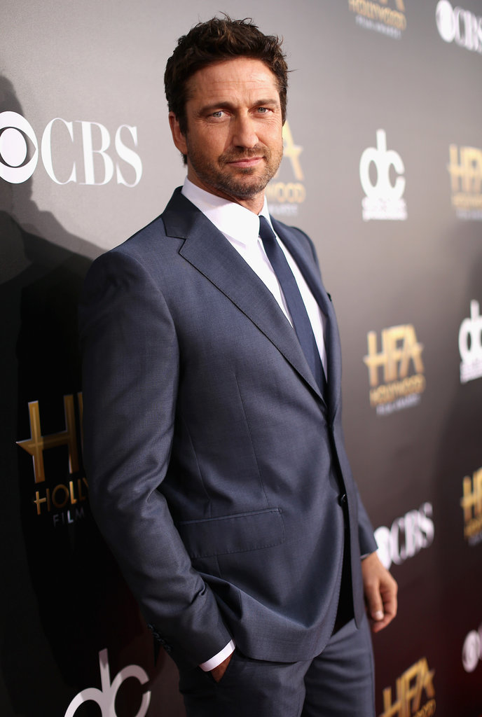 Gerard Butler Photos | POPSUGAR Celebrity