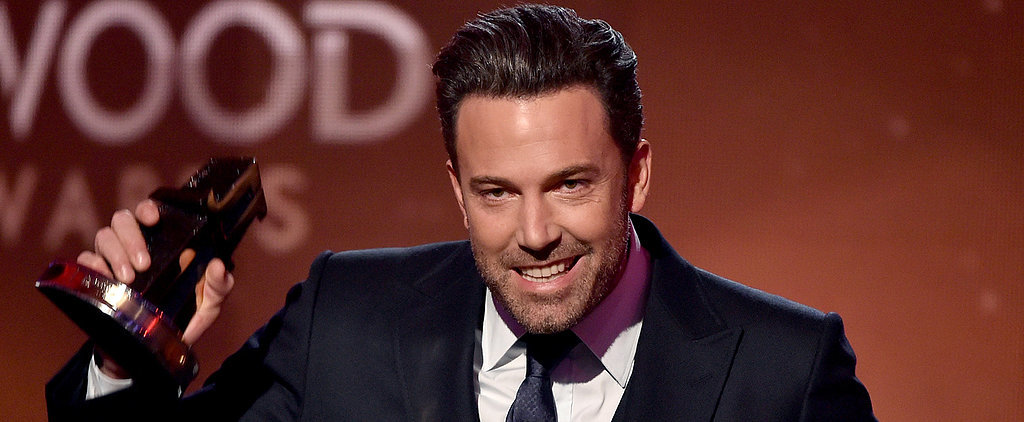 "Ben Affleck Reveals Funny Details About That ""Cold"" Nude Scene"