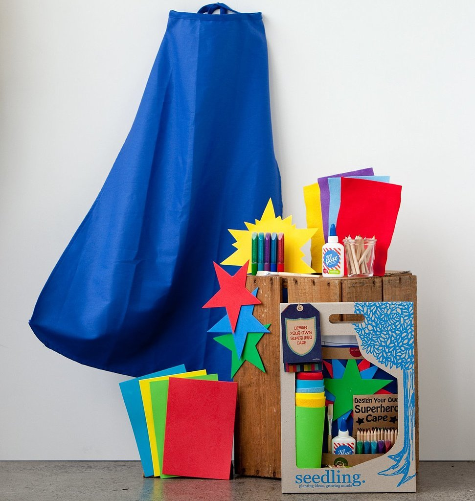 Seedling Design Your Own Super Hero Cape The Best Gifts