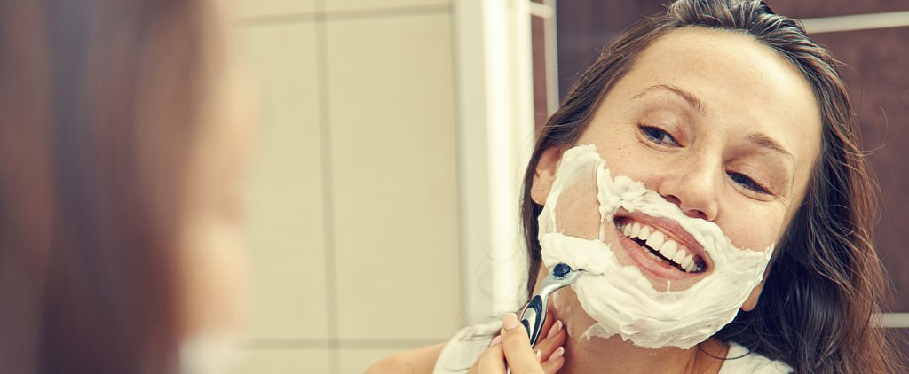 Can Shaving Facial Hair Really Make Your Skin Glow?