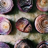 Make Gorgeous Roasted Red Onions