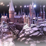 Timelapse Video of Hogwarts Being Covered in Snow