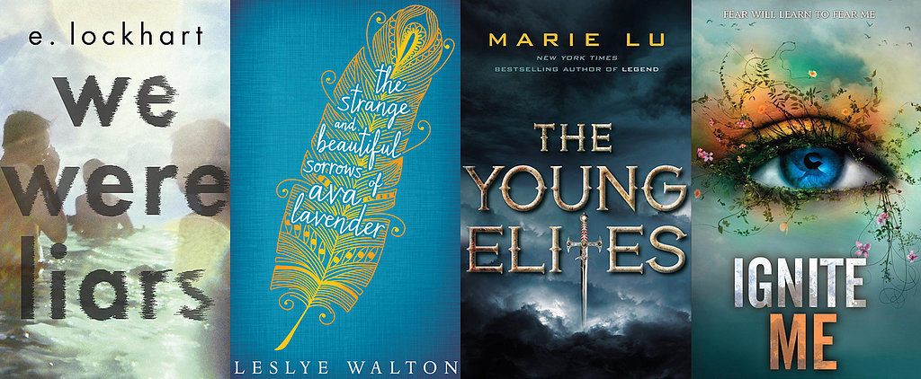 The Most Epic Young Adult Romances of 2014