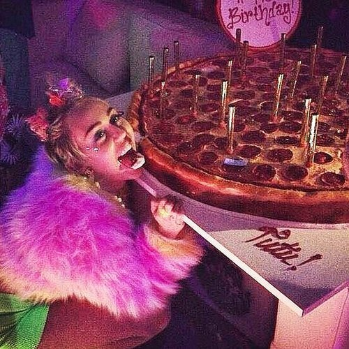 Miley Cyrus's Birthday Party 2014 | Pictures