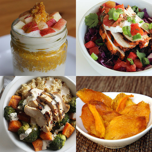 1,200 Calorie Daily Meal Plan