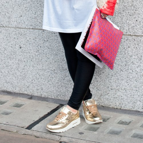 The Best Trainers to Help You Survive Winter in Style